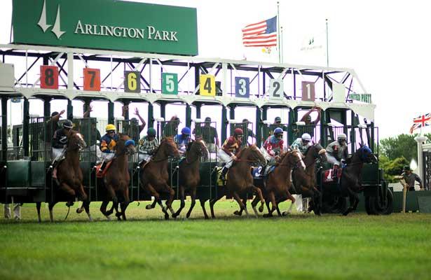 Arlington-Park-racing