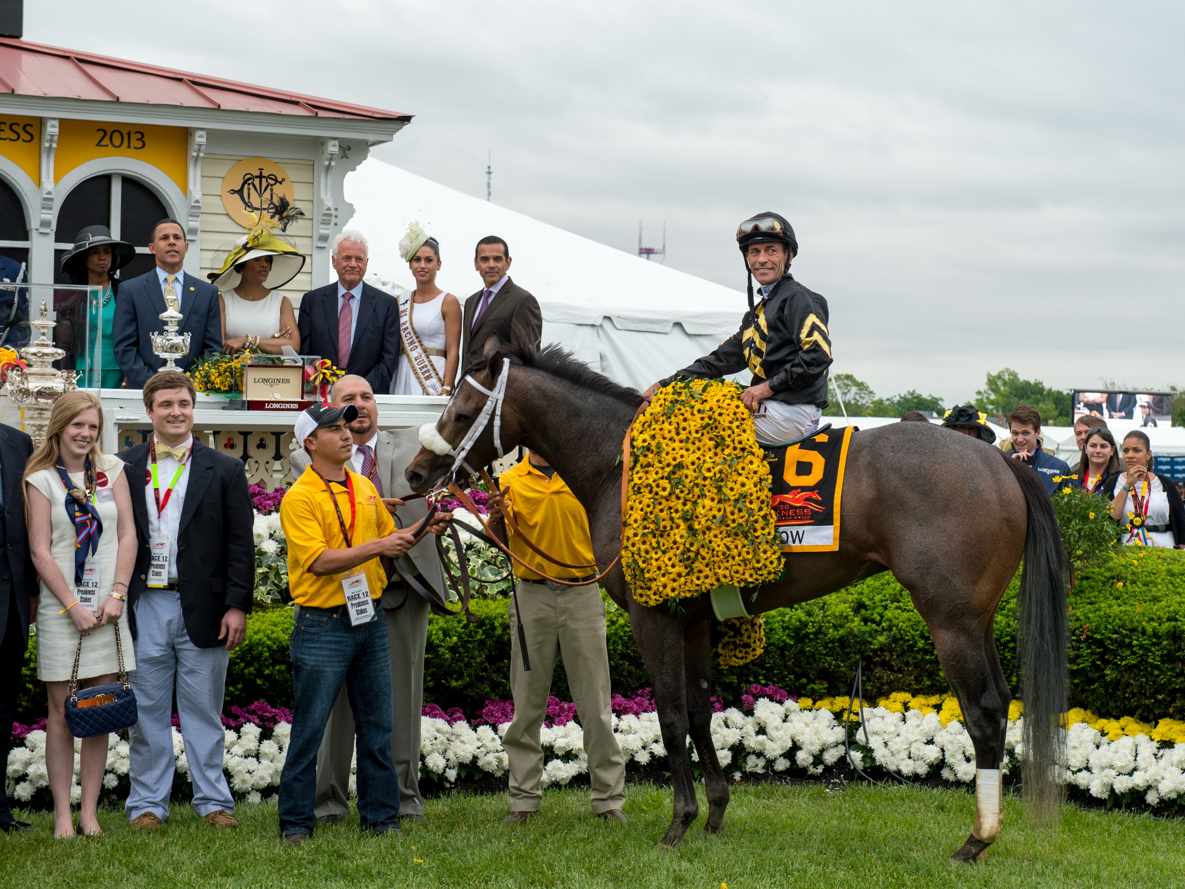 2013_Preakness_Stakes