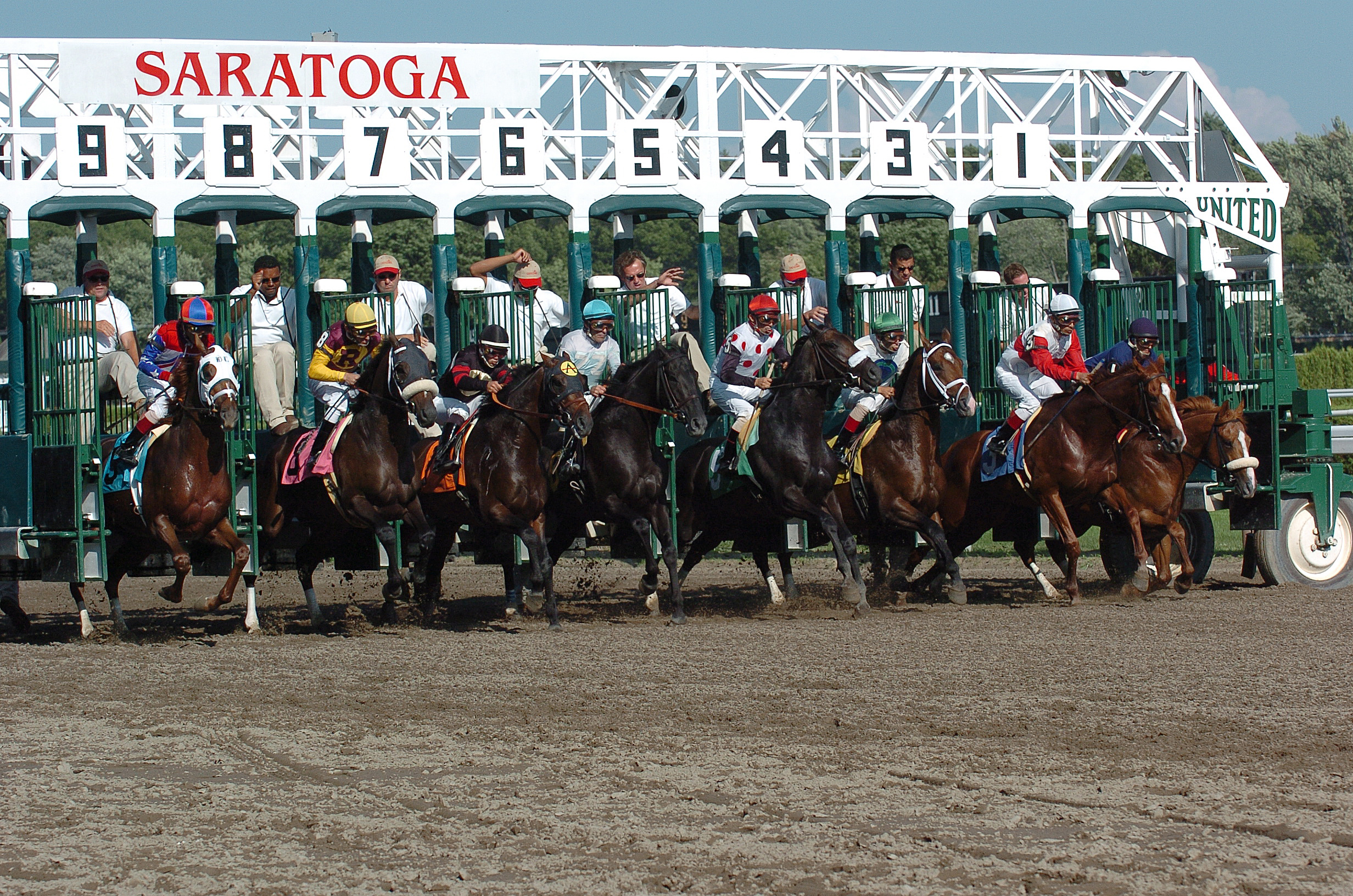 Saratoga-Race-Course